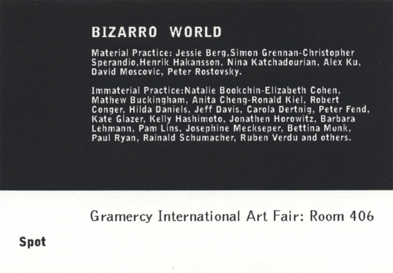 Gramercy International Art Fair